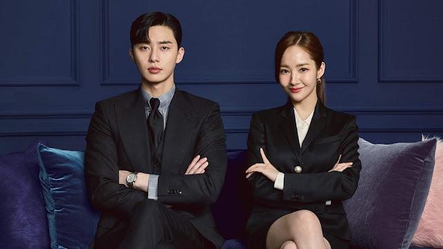 DRAMA KOREA : WHAT'S WRONG WITH SECRETARY KIM - PARK SEO JOON, PARK MIN YOUNG