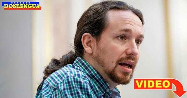 Pablo Iglesias abandona el gobierno para ser candidato Zurdo de Madrid