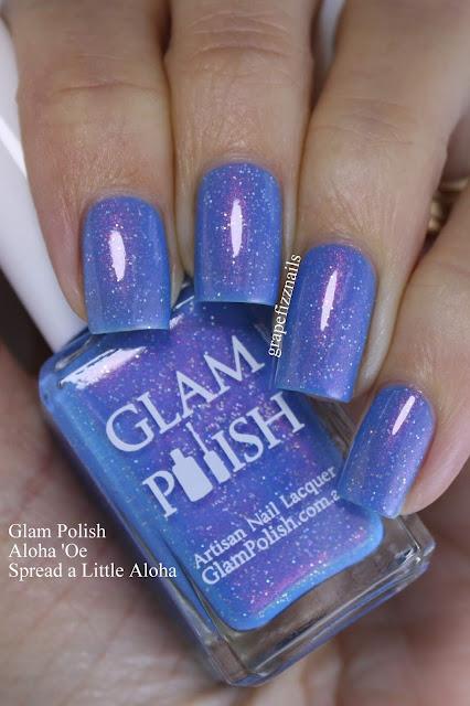 Glam Polish Aloha 'Oe