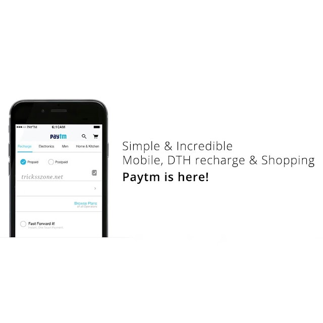 Get ₹100 Cashback on DTH recharge of ₹300 through Paytm