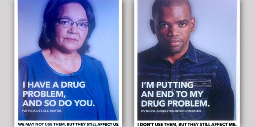 City Of Cape Town - I have A Drug Problem Campaign