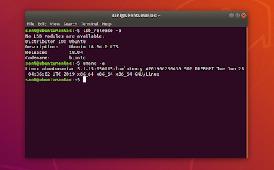 Install Linux Kernel 5.1.15 on Ubuntu and Linux Mint system