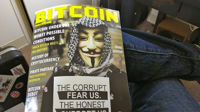 bitcoin dan anonymous hacker