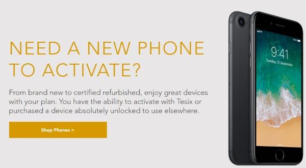 Tesix Phones