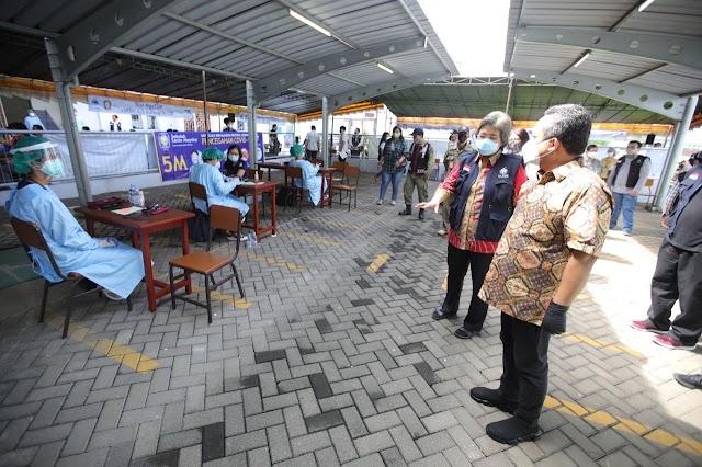 Yana : Sejak PPKM Darurat Digelar, Mobilitas Warga Bandung Baru Turun 17 Persen