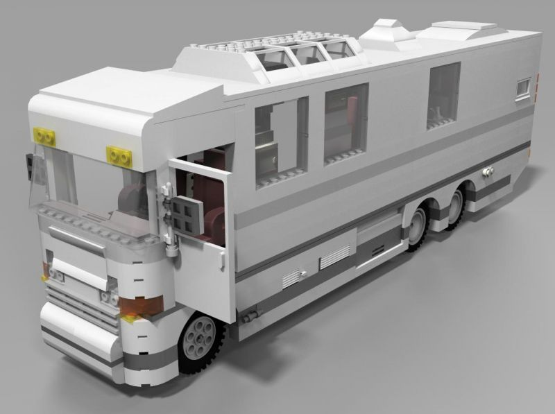 le camping car passe partout lego exemples de mod le de camping car. Black Bedroom Furniture Sets. Home Design Ideas