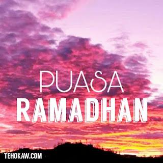 Ibadah puasa panduan bacaan ramadhan