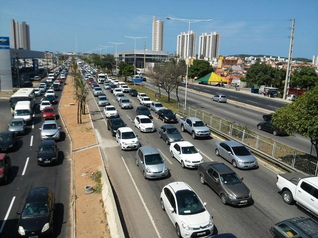 Número de mortes no trânsito cai 15% em 2019 no Rio Grande do Norte, diz Detran