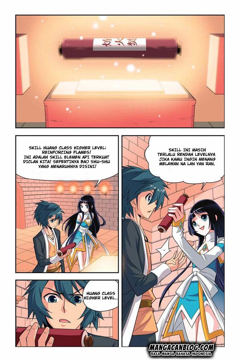 Battle Through Heaven Chapter 12-13