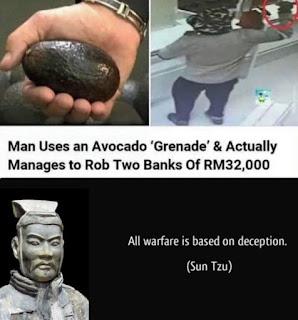 Deception Meme