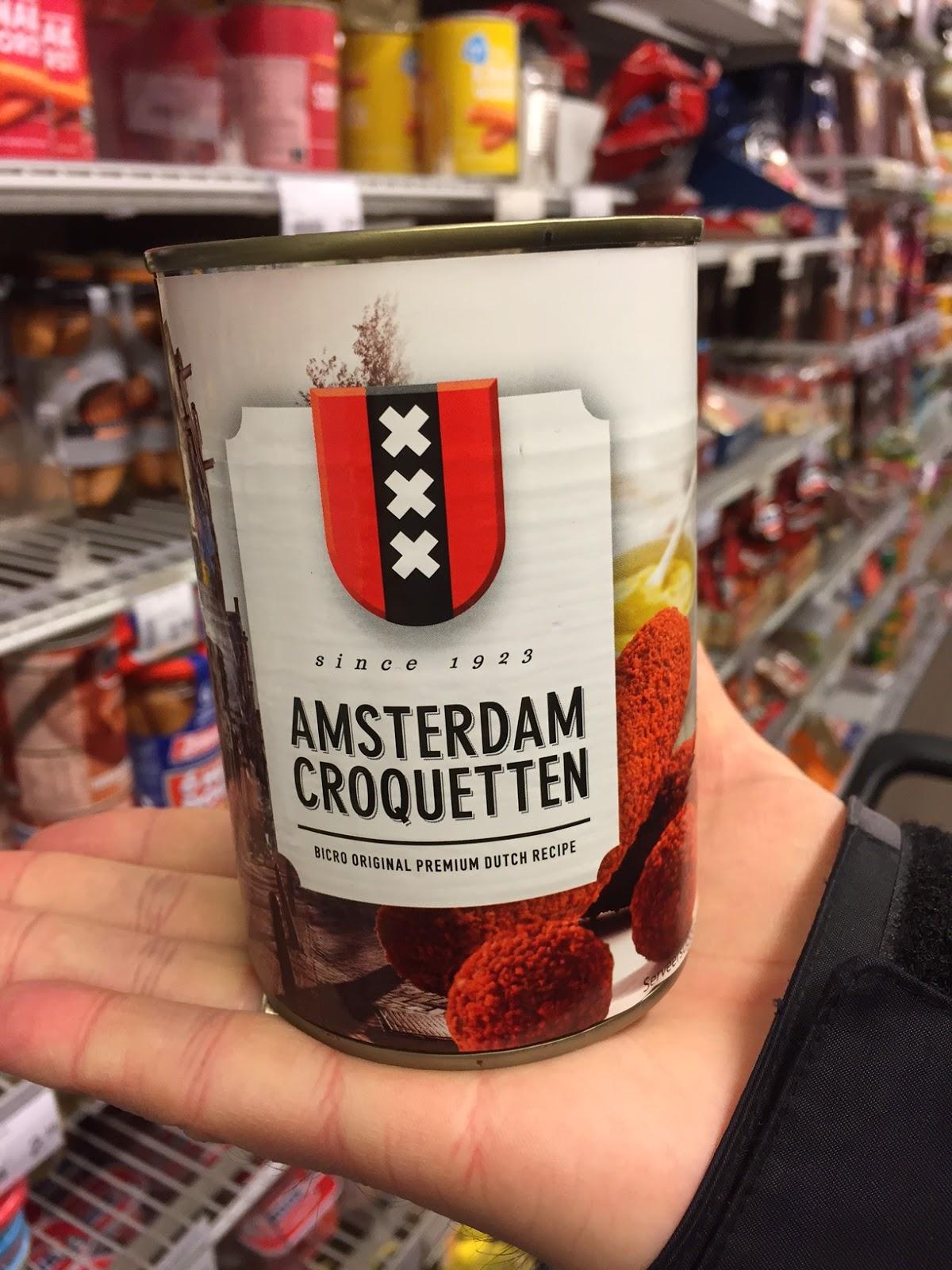 co jedzą Holendrzy croquetten