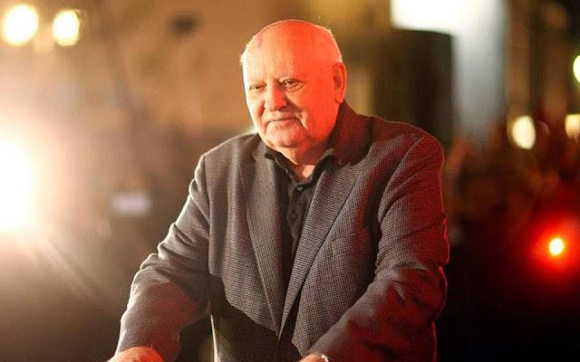 Γκορμπατσόφ: Δεν χρειάζεται νέο Τείχος του Βερολίνου μεταξύ Ρωσίας και Δύσης