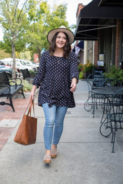 Pair Tunic Jeans