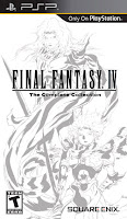 Final fantasy IV complete colection