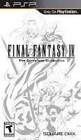 Final fantasy IV complete colection