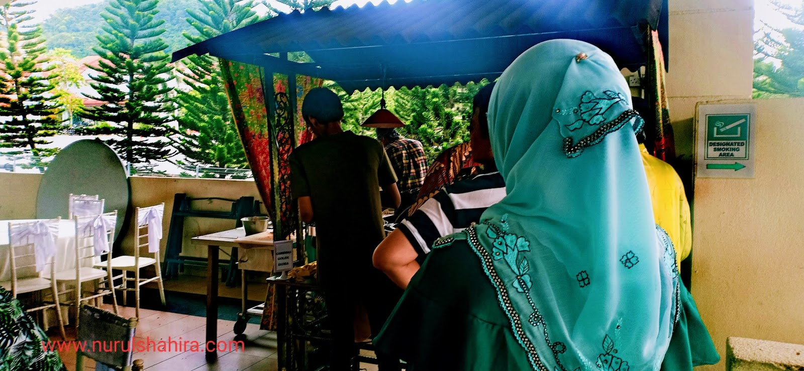 Jemputan Kenduri kahwin di Kajang Perdana Avenue, Kajang