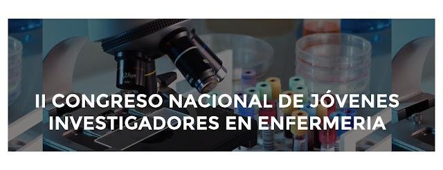 II Congreso Nacional de jóvenes investigadores en Enfermería.