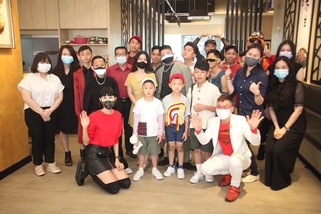Raise Education Fund, Rumah Victory Children Home, FAZHIONISTA, Noelle Yuen, Hideaki Lim, Charity, Lifestyle