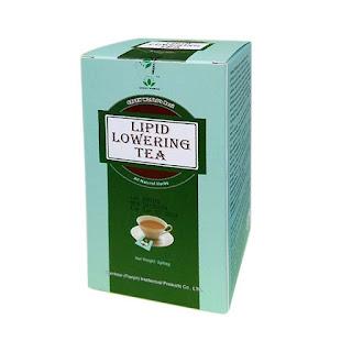 Green World Lipid Lowering Tea