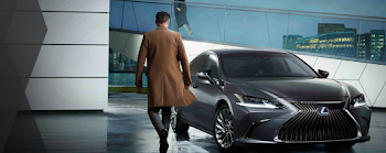 New Lexus ES 300h luxury hybrid sedan launched In India at Rs 59.13 lakhs