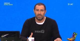 Έξαλλος ο Κανάκης: «Η αριστερή κυβέρνηση προχωρά σε προληπτικές συλλήψεις» (Video)