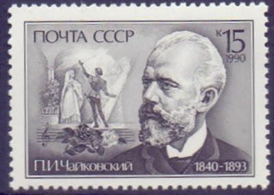 Tchaikovsky  Russia