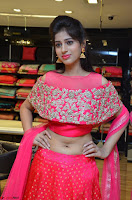 Naziya Khan bfabulous in Pink ghagra Choli at Splurge   Divalicious curtain raiser ~ Exclusive Celebrities Galleries 008.JPG