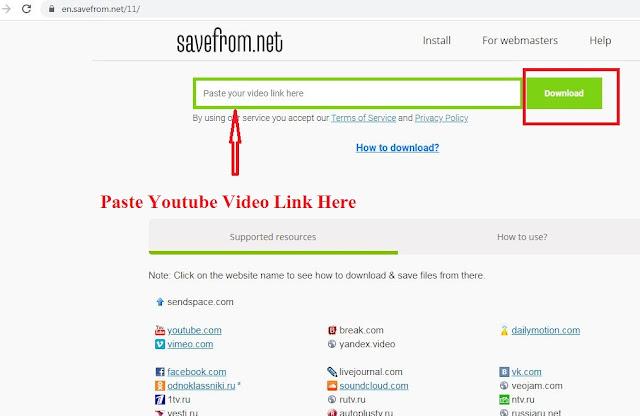 Youtube Se Video Kaise Download Karen