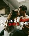 50 Things Guys Wish Girls Knew