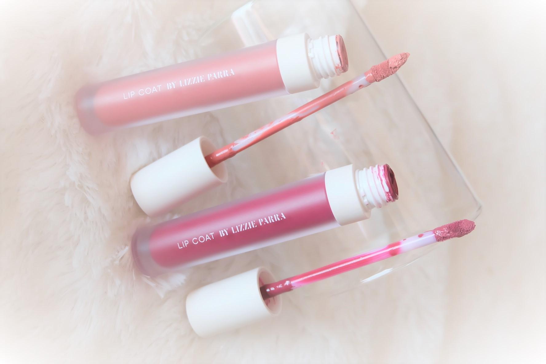 [Review] Ombre Kit Lip Coat By Lizzie Parra (Peppermint Pink x Beet Me)