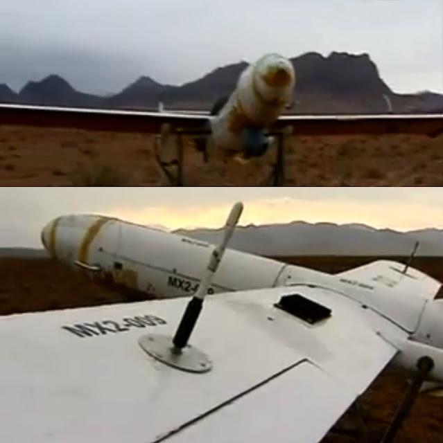 Loitering Munitions الطائرة بلا طيار الايرانية الدرون UAV  Iranian Drones   مهاجر-2 / Mohajer-2