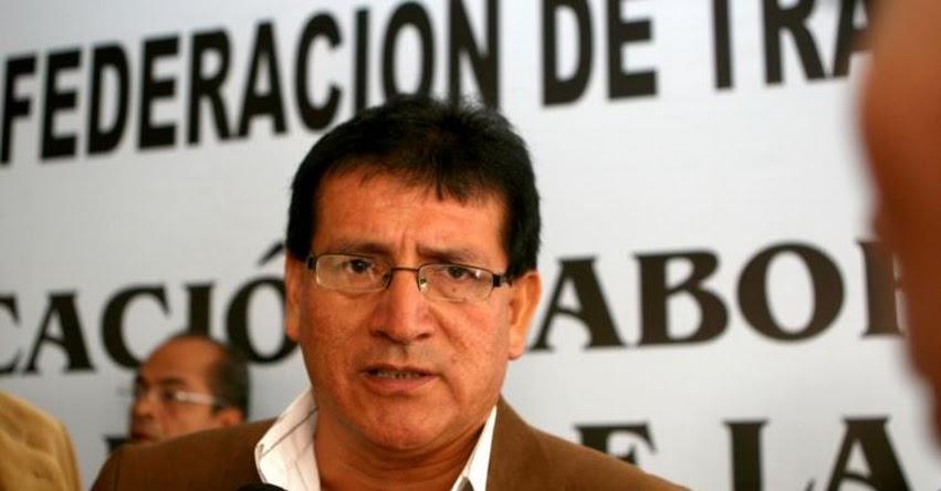 CTP: Confederación de Trabajadores del Perú saluda incremento de pensión para jubilados de la Ley 19990