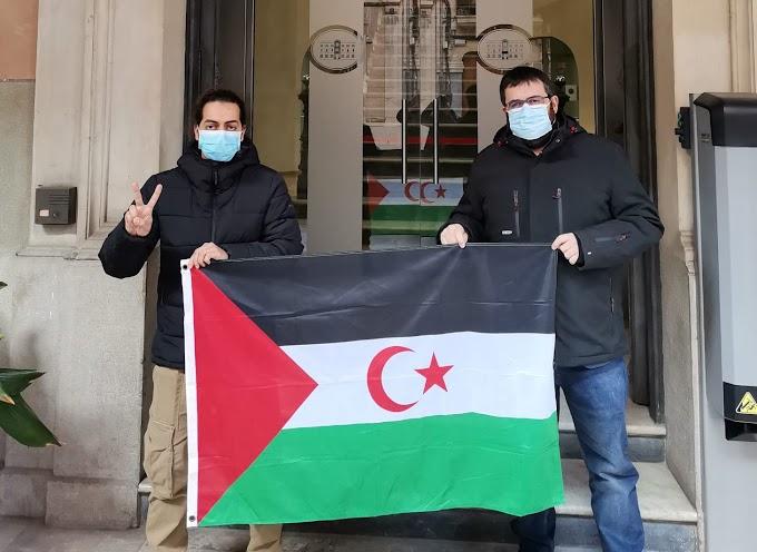 MÉS per Mallorca y Sàhara Acció Mallorca ejecutarán conjuntamente acciones solidarias con el pueblo saharaui.