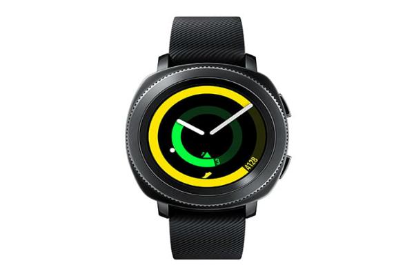 سامسونغ تكشف عن ساعتها الذكية الجديدة Gear Sport