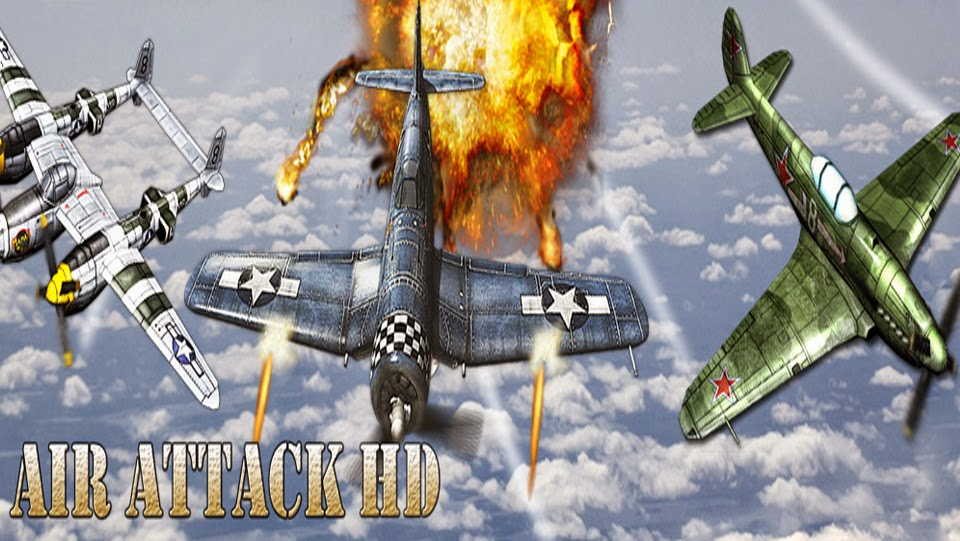 AirAttack HD MOD Apk Android