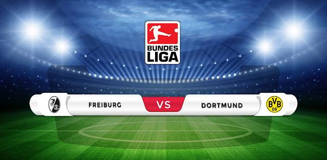 Freiburg vs Borussia Dortmund Prediction & Match Preview