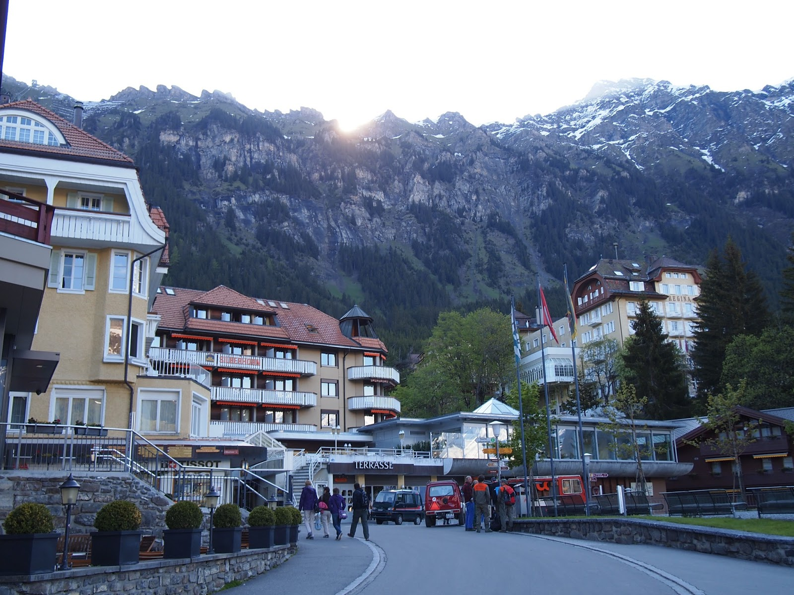 Wengen To Mannlichen Cable Car Cost