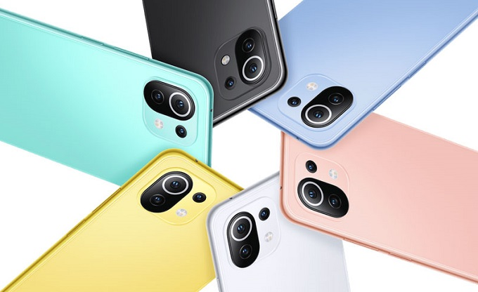 Xiaomi Mi 11 Lite 5G cấu hình giá bán