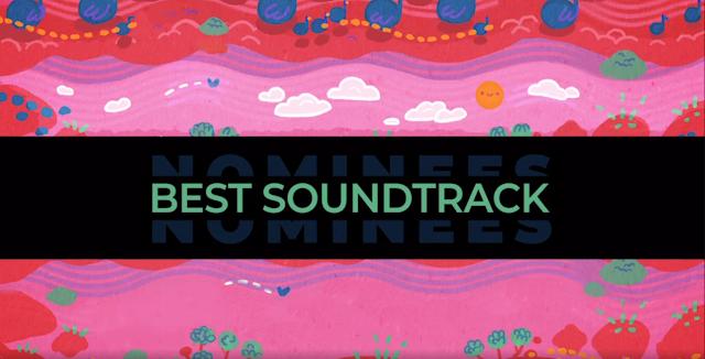 The Steam Awards 2020 Category - Best Soundtrack