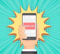 Publicidad para móviles en el Blog