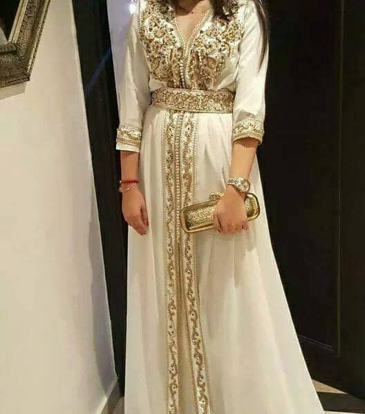 Robe de mariee marocaine a vendre