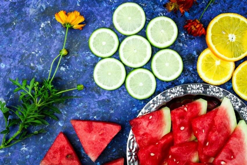 Alimentos diurético, para desinchar