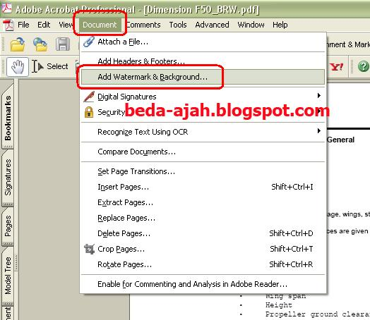 Just Share Tutorial Pdf Membuat Background Label Stempel Di File Pdf