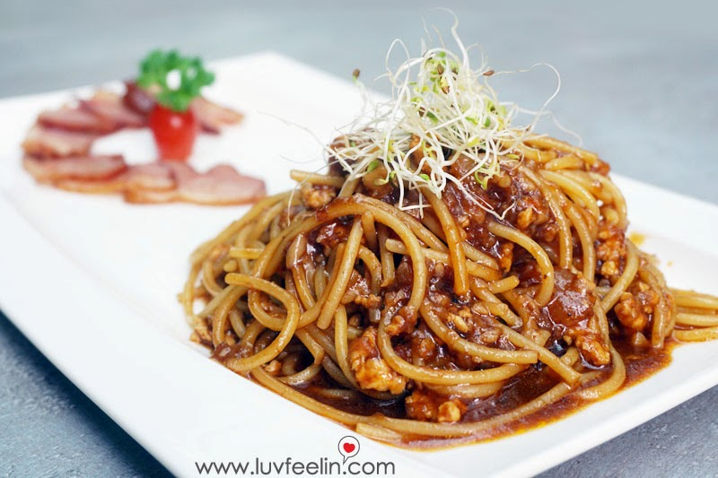 CAFFEiNATED Puchong Coffee Pomodoro with Smoked Duck