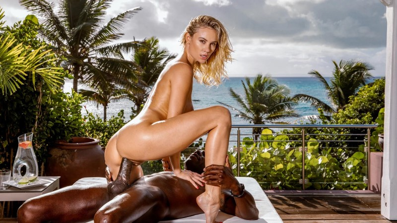 Blacked – I'm Alone – ADDIE ANDREWS