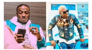 """""""After Ogun Kill Am, Dog Go Come Bite Am Join"""" Peruzzi And Zlatan Ibile Blow Hot On Twitter"""