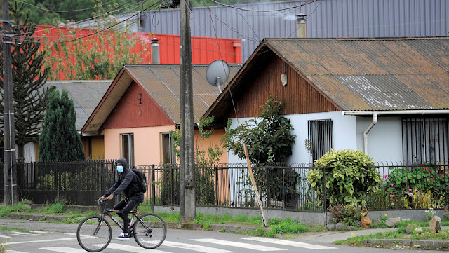 Cómo la pobreza convierte una pequeña ciudad chilena en una de las más contaminadas del mundo