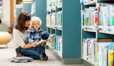 Las familias que leen en compañía lo hacen mucho más