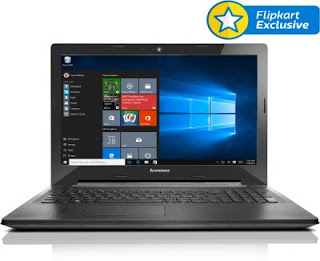 Flipkart Offer : Extra 5% off on Laptops on purchase through Credit/Debit Card