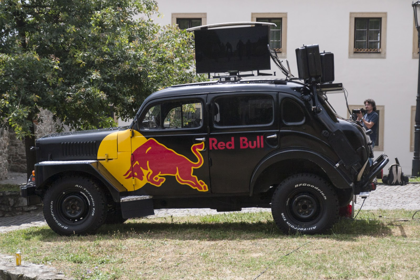 red bull station riots